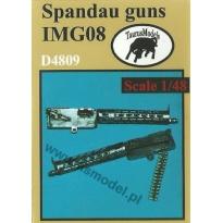 Spandau guns IMG08 (early type) (1:48)