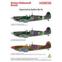 Supermarine Spitfire Mk Vb (1:24)