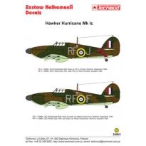 Hawker Hurricane Mk Ic (1:24)