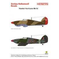 Hawker Hurricane Mk IIc (1:24)