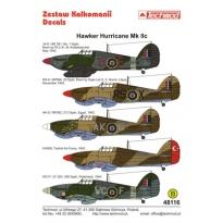 Hawker Hurricane Mk IIc (1:48)