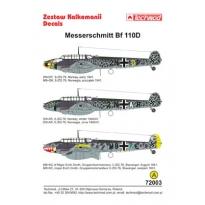 Messerschmitt Bf 110D (1:72)