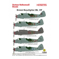 Bristol Beaufighter Mk.VIF (1:72)