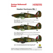Hawker Hurricane Mk.I (1:72)