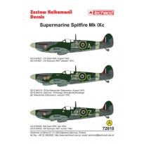 Supermarine Spitfire Mk.IXc (1:72)