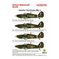 Hawker Hurricane Mk I (1:72)