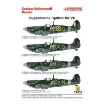 Supermarine Spitfire Mk VB (1:72)