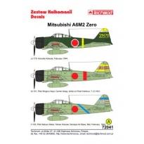 Mitsubishi A6M2 Zero (1:72)