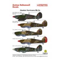 Hawker Hurricane Mk IIc (1:72)