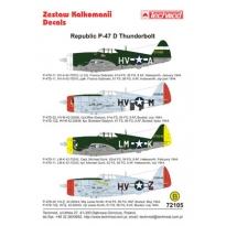 Republic P-47D Thunderbolt (1:72)