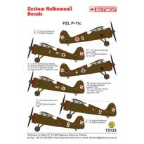 PZL P-11c (1:72)