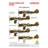 PZL-23B Karaś (1:72)