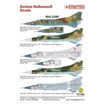MiG-23MF Part I (1:72)
