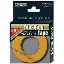 Masking Tape 5,9 mm X 18 m