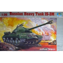Russian Heavy Tank IS-3M (1:35)