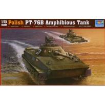 Polish PT-76B Amphibious Tank (1:35)