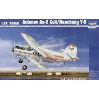 Antonov An-2 Colt/Nanchang Y-5  (1:72)