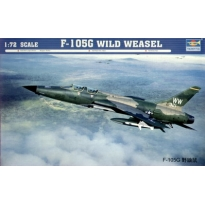 F-105G Thunderchief (1:72)