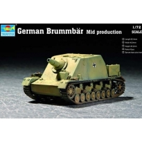 German Brummbar Mid production (1:72)