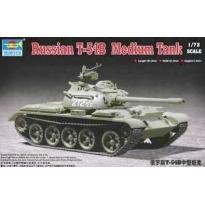 Russian T-54B Medium Tank (1:72)
