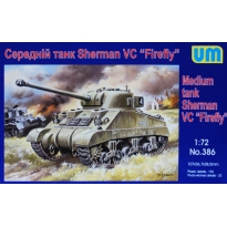 "Medium Tank Sherman VC ""Firefly"" (1:72)"