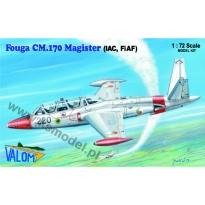 Fouga CM.170 Magister (IAC, FIAF) (1:72)