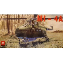 Mi-4A (1:72)