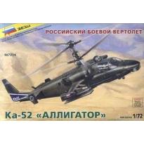 """Zvezda 7224 Kamov Ka-52 """"Alligator"""" (1:72)"""