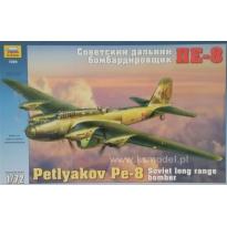 Petlyakov Pe-8 (1:72)