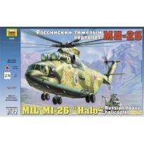 """Zvezda 7270 Mil Mi-26 """"Halo"""" (1:72)"""