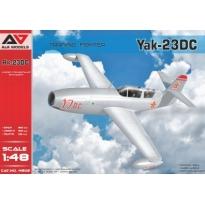 Yak-23DC (1:48)