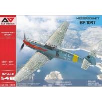Messerschmitt Bf-109T Carrier-based fighter-bomber (1:48)