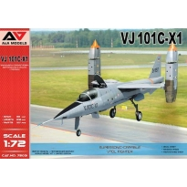 VJ 101C-X1 Supersonic VTOL Fighter (1:72)
