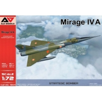 Mirage IVA Strategic bomber (1:72)