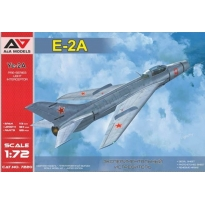 E-2A Pre-series light interceptor (1:72)