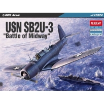 "USN SB2U-3 ""Battle of Midway"" (1:48)"