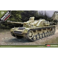 German StuG IV Sd.Kfz.167 (Ver. Early) (1:35)