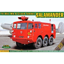 FV-651 Salamander Crash Tender (1:72)