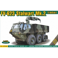 FV-623 Stalwart Mk.2 limber vehicle (1:72)