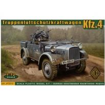 Truppenluftschutzkraftwagen Kfz.4 (1:72)