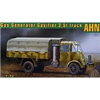 Gaz Generator Gazifier 3.5t truck AHN (1:72)