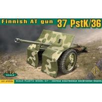 Finnish AT gun 37 PstK/36 (1:72)