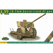 F-22 76,2mm Soviet AT Gun (1:72)