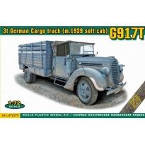 3t German Cargo truck (m.1939 soft cab) G917T (1:72)