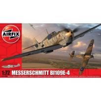 Messerschmitt Bf109E-4 (1:72)