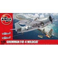Grumman F4F-4 Wildcat (1:72)