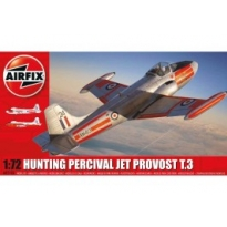 Hunting Percival Jet Provost T.3/T.3a (1:72)