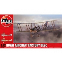 Royal Aircraft Factory BE2c Scout (1:72)