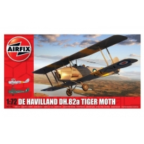 De Havilland DH.82a Tiger Moth (1:72)