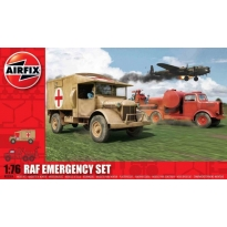 RAF Emergency Set  (1:76)